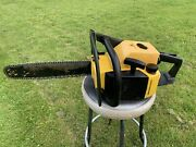 L@@k Vintage Mcculloch Pro Mac 610 Chainsaw Runs Great And Starts Easy