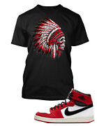 Retro Sneaker Chieftain Tee Shirt Graphic Street Wear Big And Tall And Small