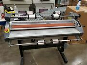 Laminator Royal Sovereign Cold Roll With Multi Speed Control Rsc-1050cl 120v