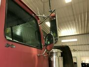 1998 Western Star 4900ex Right Door Mirror   Material Stainless