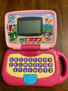 Leapfrog 19167 Abc Laptop With Carrying Case, Pink
