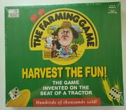 The Farming Game Family Fun Board Game The Weekend Farmer Harvest New Sealed