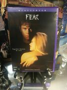 Fear Dvd, 1998 Mark Wahlberg, Reese Witherspoon And Alyssa Milano - Ws Cc Rare