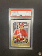 2011 Itg Vip 32nd National Mike Trout Vip-07 Psa 10 Pop 24