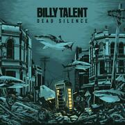 Billy Talent Dead Silence 180-gram And039crystal Waterand039 Blue Record Lp Vinyl