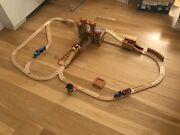 Thomas And Friends Wooden Railway Train - King Of The Railway Expanded Set
