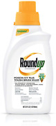 Roundup Concentrate Poison Ivy Oak Tough Brush Weed Grass Killer Rainproof 32oz