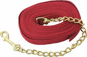 Lunge Line With Chain No. 220236 By Horse And Livestock Prime