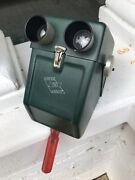 Rare Vintage Stereo 50 Stereoscopic Viewer - Works Great - With All Accessories