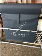 Fluidity Fitness Evolved Portable Foldable Exercise Fitness Ballet Barre