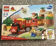 Lego 5659 Duplo Disney Toy Story 3 The Great Train Chase Rare/retired