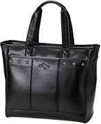 Callaway Tote Bag Exia Menand039s 2021 Model Black Synthetic Leather 5921027