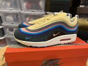 Nike Air Max 1/97 Vf Sw Sean Weatherspoon Size 11 Extra Lace Set