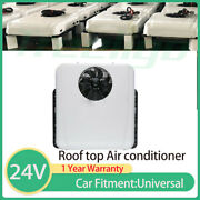 Automobile 24v Portable Roof Top Rooftop Air Conditioner Kit Cooler For Rv Truck