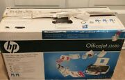 Hp Officejet J3680 All-in-one Inkjet Printer Fax Scanner And Copier New