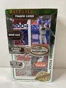 Championship Collection Baseball Trading Cards Unopened Box With 12 Packs 307236