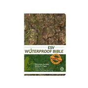 Esv Waterproof Bible New Testament W/psalms And Proverbs-camouflage
