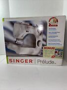 Singer 8280 Prelude Home Table Sewing Machine Metal Frame New In Box