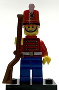 Lego Toy Soldier Wind Up Collectible Cmf From Book Do Minifigure Complete