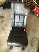 2007-2017 Navigator Ford Expedition 2nd Row Middle Jump Center Seat Black Brown
