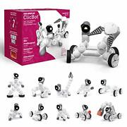 Clicbot Coding Robot Kits For Kids Stem Educational Toys For Programming With R