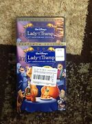 Lady And The Trampdvd, 2006,2-disc,special Editionnew-authentic Bueno Vista
