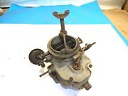 1966-73 Dodge Truck Ball And Ball Carter Carburetor 4114s C2-bbd 267 Cu In 2bbl