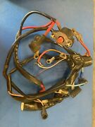 Volvo Penta Aq131 Aq151 Complete Engine Wiring Harness W/fuse Link And Relay