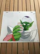Dragon Ball Piccolo Cell Painting