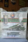 Lionel 6-30205 Silver Bell Express Rtr O Gauge Train Set - New