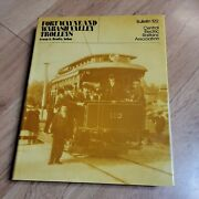 Fort Wayne And Wabash Valley Trolleys G. Bradley Electric Book History