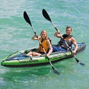 Intex 68306np - Kayak Inflatable Challenger K2 With 2 Row 138 3/16x29 7/8x15in