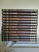 Lot Of 12 1979-80 Time Life Books The Old West - The Cowboys + The Indians +