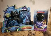 Dreamworks Dragons Toothless Deluxe Dragon With Lights And Sounds/flying Toothless