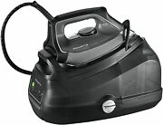 Rowenta Perfect Steam Pro Dg8622 6.9 Bar Centre Ironing Of Steam Black And Grey