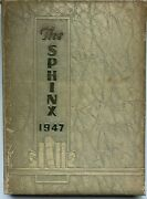 1947 Emory And Henry College Yearbook, The Sphinx, Emory Va