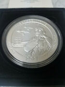 Tuskegee Airmen National Historic Site 2021 Uncirculated Five Ounce Silver Coin