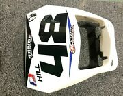 2000-2021 Drz400sm Front Number Plate Cowling Headlight Enclosure White Cowling