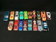 Vintage Hotwheels Lot Of 18 From The 60's To 90's
