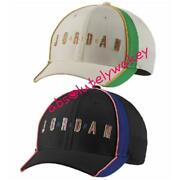 Nike Air Jordan Legacy 91 Woven Cap Hat Embroidered Graphic 6 Panel Snapback L91