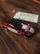 Hot Wheels '14 Corvette Stingray Red Edition Target Exclusive 2017 Fep Proto