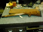 Bsa Mauser Rifle Stock W/rosewood Caps Short Action