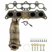 Direct Fit Catalytic Converter And O2 Sensor For Toyota Camry Solara 2000-01