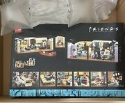 🇺🇸 Lego 10292 The Friends Apartments V39 - 7 Minifigures - In Hand - Fast Ship