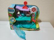 Fisher Price Bubble Guppies Check Up Center Hospital Playset New Loose Rare