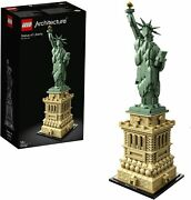 Lego 21042 Architecture Statue Of The Liberty Of New York 1685 Pcs + 16 Years