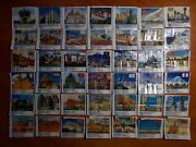 45 Collectible Numbered Wrappers, Chewing Gum Around The World