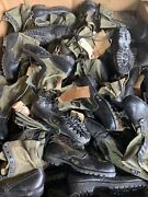 Us Vietnam Jungle Combat Boots Lot Size 5-14 Mixed Widths New Old Stock Nos 700