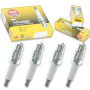 4pcs Mercruiser 165 From 2771484 Ngk G-power Spark Plugs Stern Drive 6 Cyl El