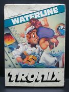 Waterline, Commodore 64, Disc, Tronix 1983, New In Shrink Wrap